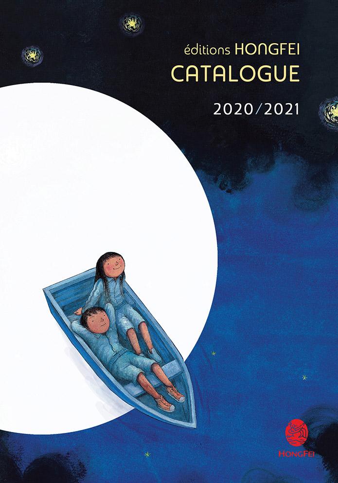 Couverture Catalogue 2020-2021